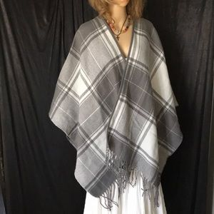 Boho Basha kimono cardigan poncho